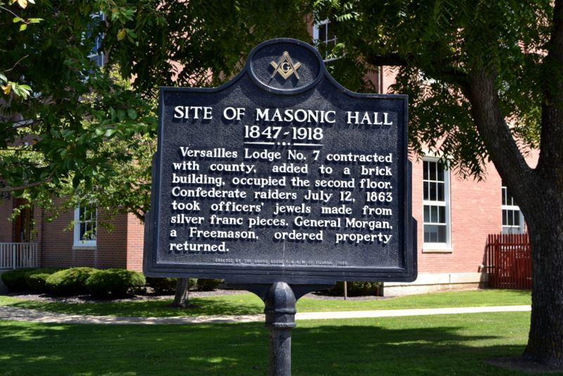 Museum – Masonic Library and Museum of Indiana
