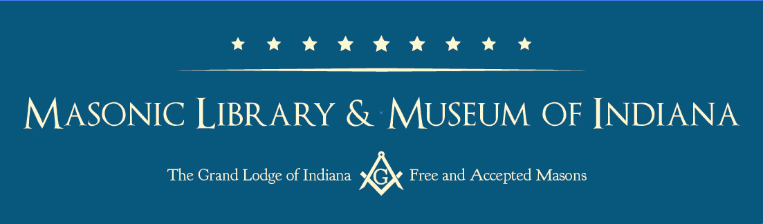 Masonic Library and Museum of Indiana – Grand Lodge Free and